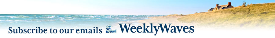 Subscribe to the Weekly Waves e-newsletter