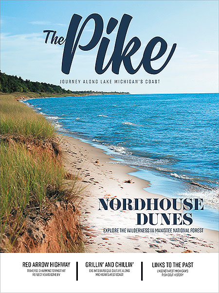 Sample Pike Cover