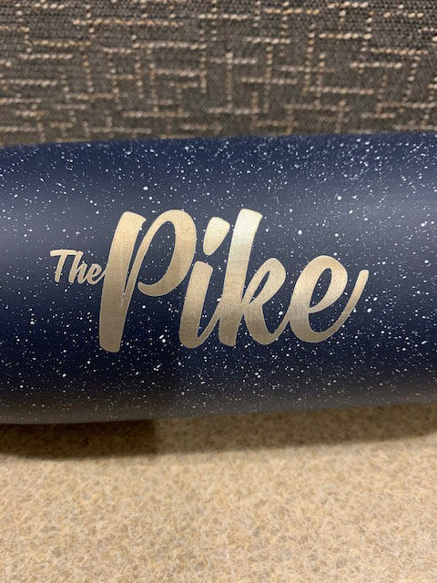The Pike water bottle