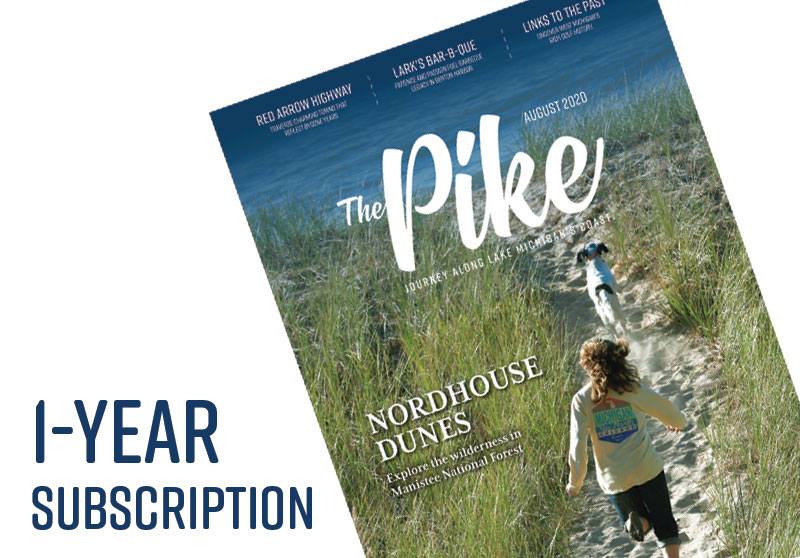 1-Year Pike Subscription