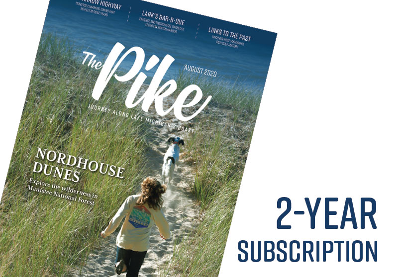 2-Year Pike Subscription